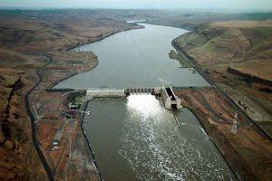 Hydroelectricity in Oregon